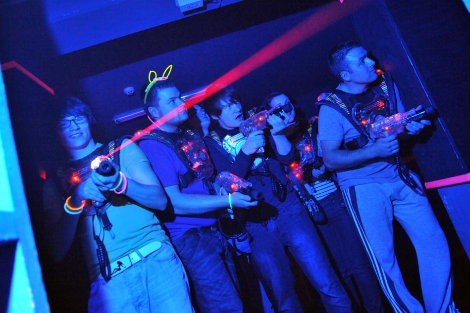 laser tag essay